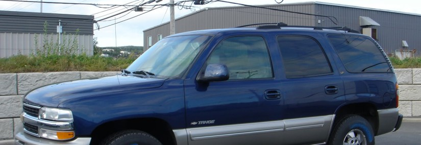 Chevrolet Tahoe 2003 Photo - 1