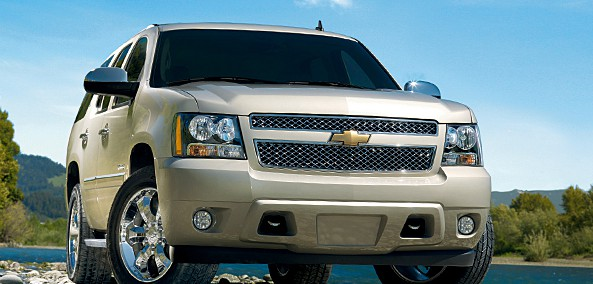 Chevrolet Tahoe 2010 Photo - 1