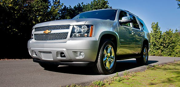 Chevrolet Tahoe 2012 Photo - 1