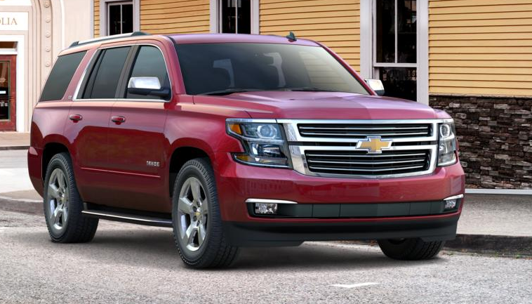 Chevrolet Tahoe 2014 Photo - 1