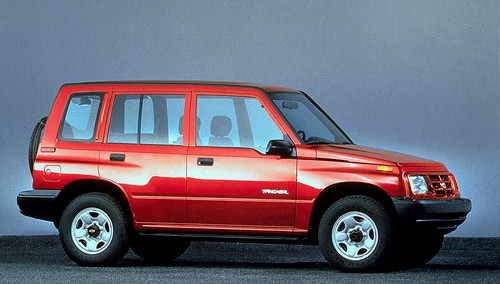 Chevrolet Tracker 1996 Photo - 1