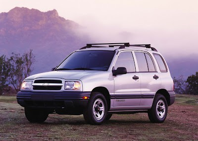 Chevrolet Tracker 2000 Photo - 1