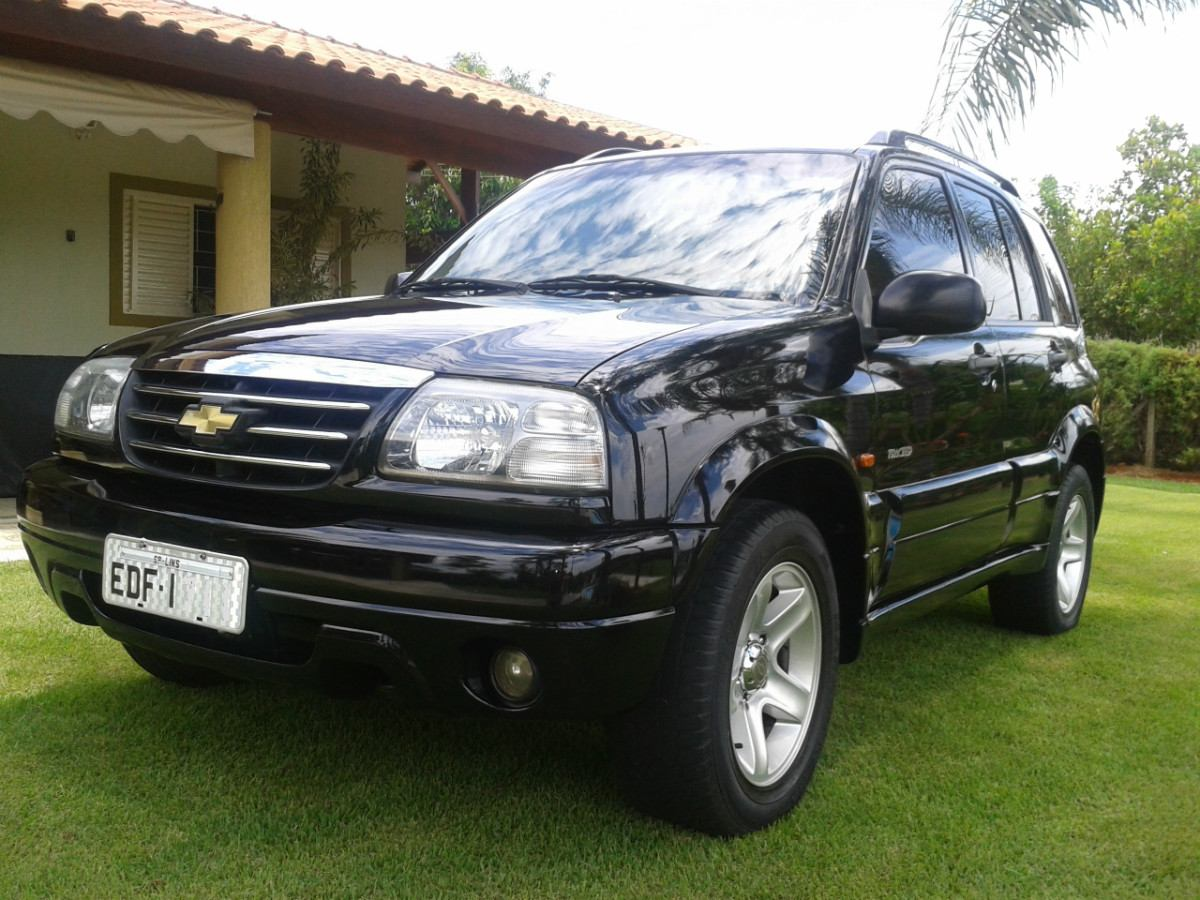 Chevrolet Tracker 2008 Photo - 1
