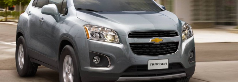 Chevrolet Tracker 2013 Photo - 1