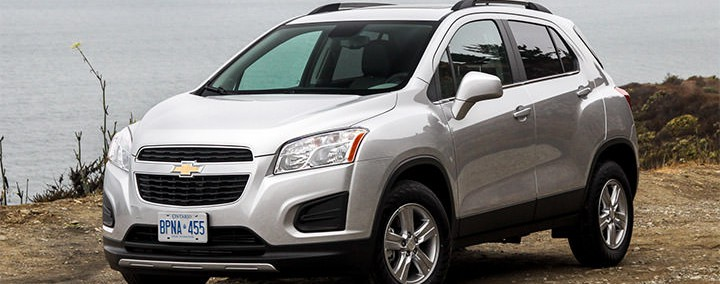Chevrolet Tracker 2015 Photo - 1