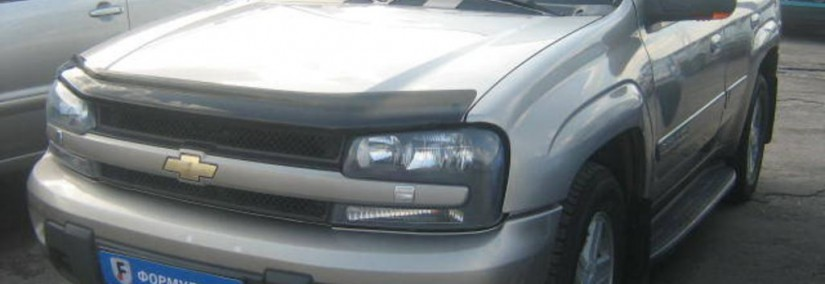 Chevrolet Trailblazer 2001 Photo - 1