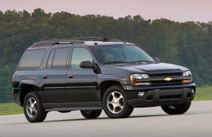 Chevrolet Blazer 2005 Photo - 1