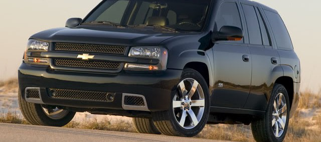 Chevrolet Trailblazer 2008 Photo - 1