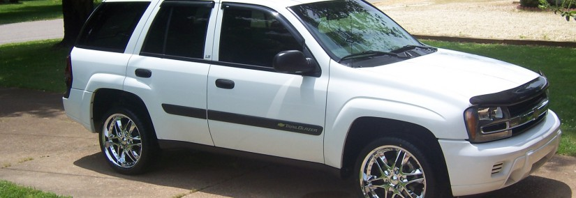 Chevrolet Trailblazer 2009 Photo - 1