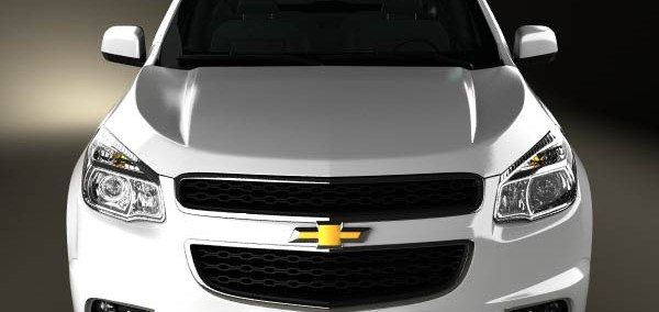 Chevrolet Trailblazer 2012 Photo - 1