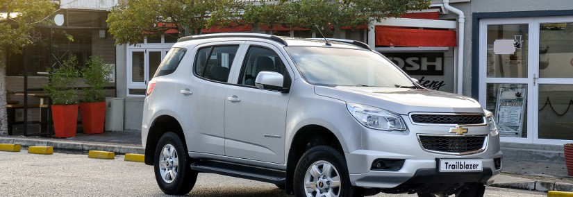Chevrolet Trailblazer 2014 Photo - 1