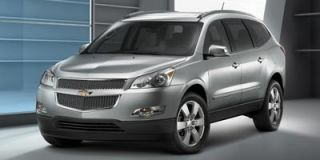 Chevrolet Traverse 2009 Photo - 1