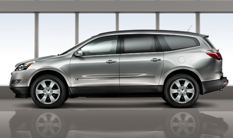Chevrolet Traverse 2010 Photo - 1