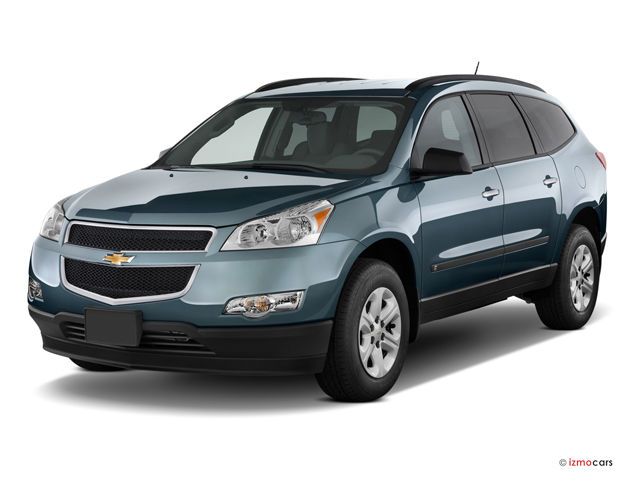 Chevrolet Traverse 2011 Photo - 1