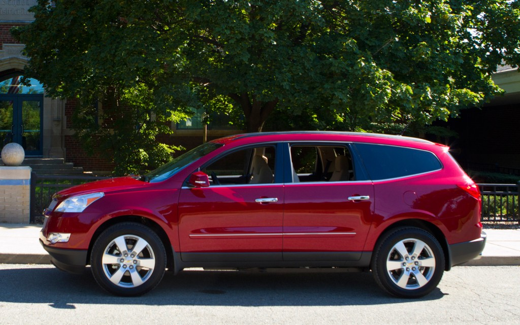 Chevrolet Traverse 2012 Photo - 1