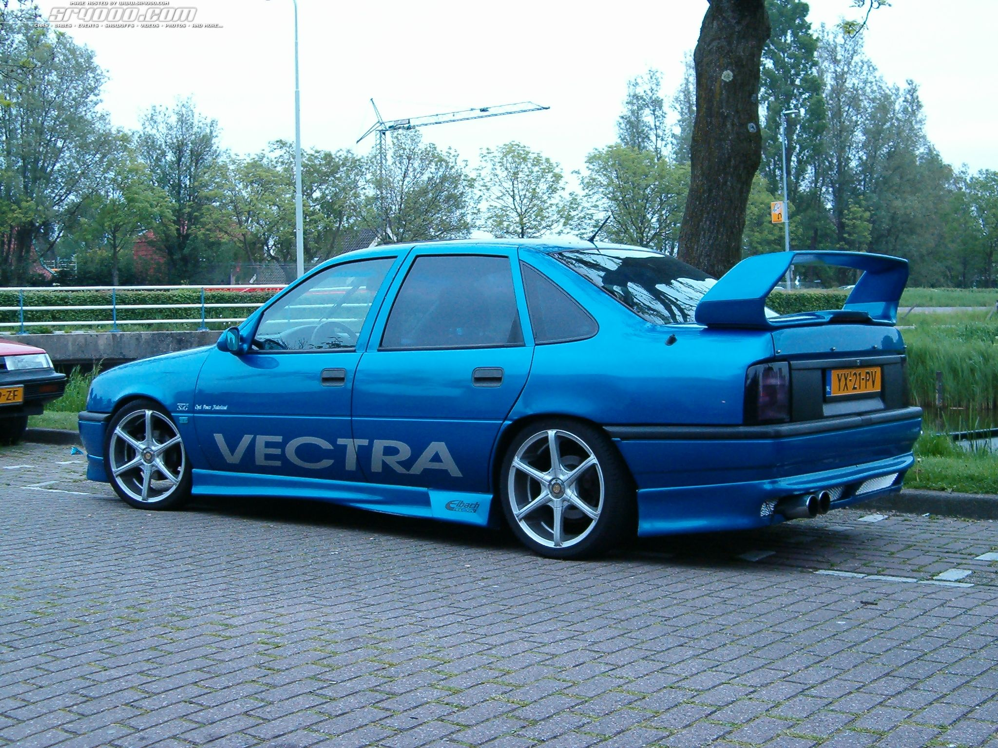 Chevrolet Vectra 1995 Review Amazing Pictures And Images