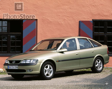 Chevrolet Vectra 1996 Photo - 1