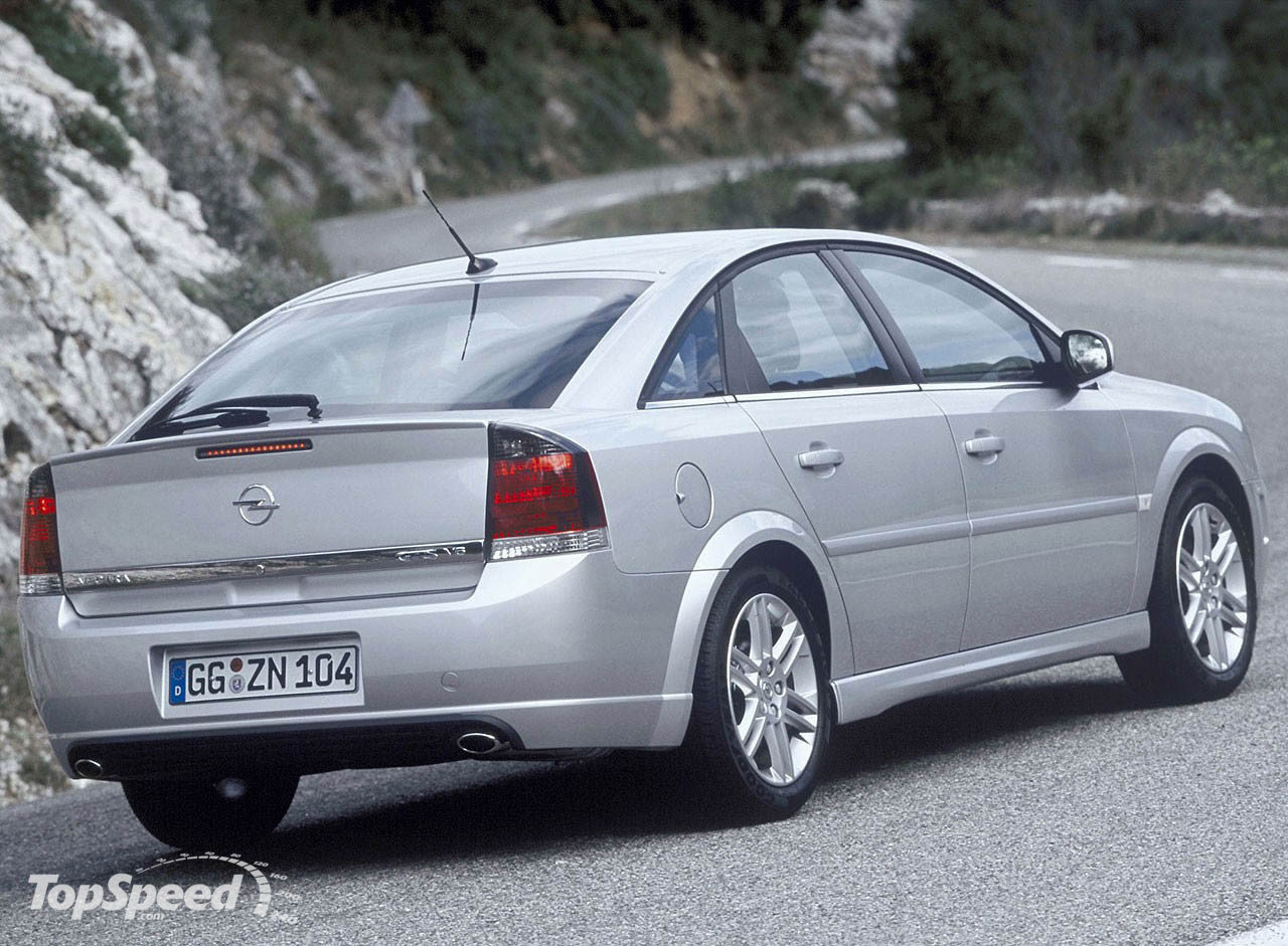 Chevrolet Vectra 2003 Photo - 1