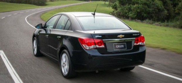 Chevrolet Vectra 2015 Photo - 1