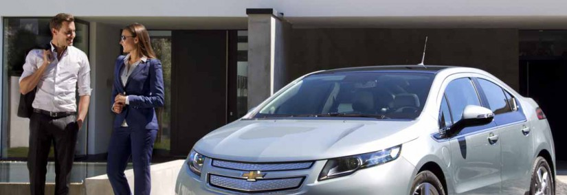 Chevrolet Volt 2014 Photo - 1