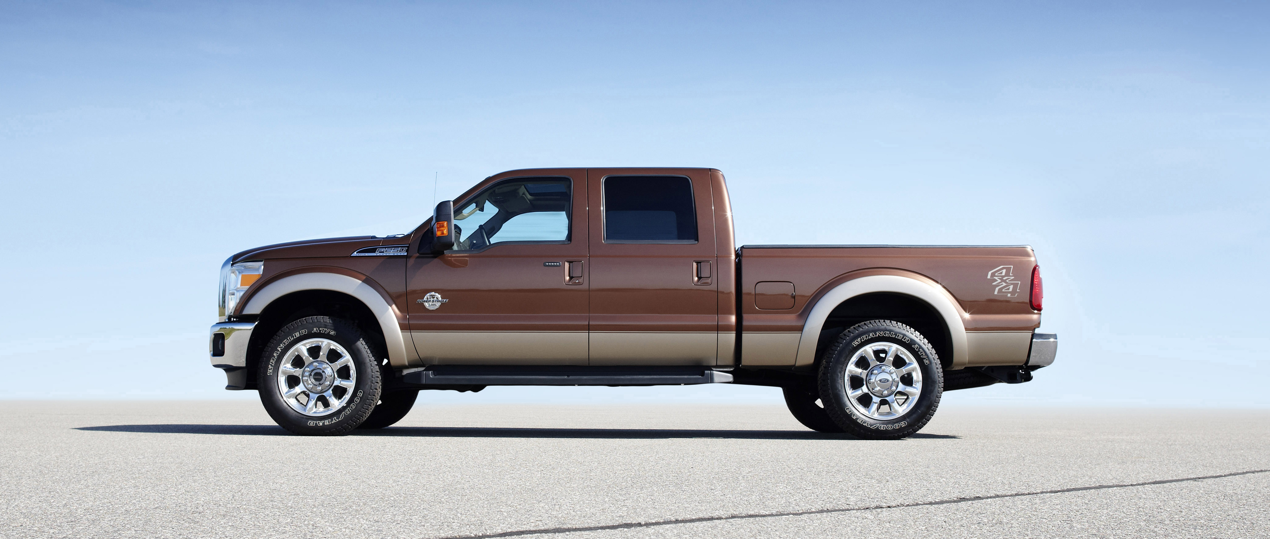 Ford 250 2007 Photo - 1