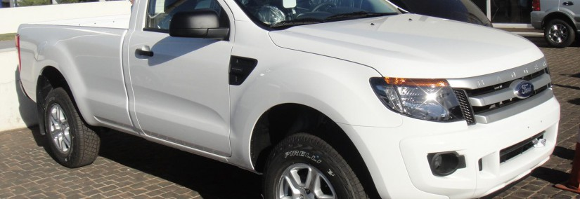 Ford 4x4 2013 Photo - 1