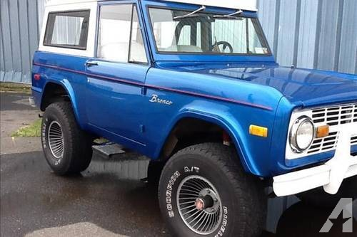 Ford Bronco 1970 Photo - 1