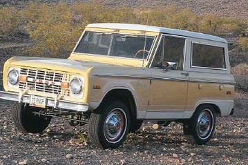 Ford Bronco 1975 Photo - 1