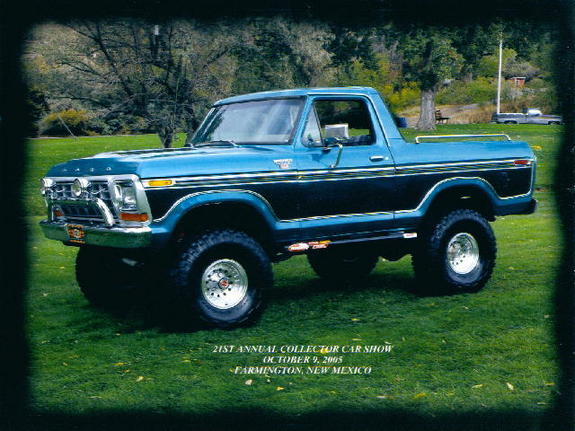 Ford Bronco 1978 Photo - 1