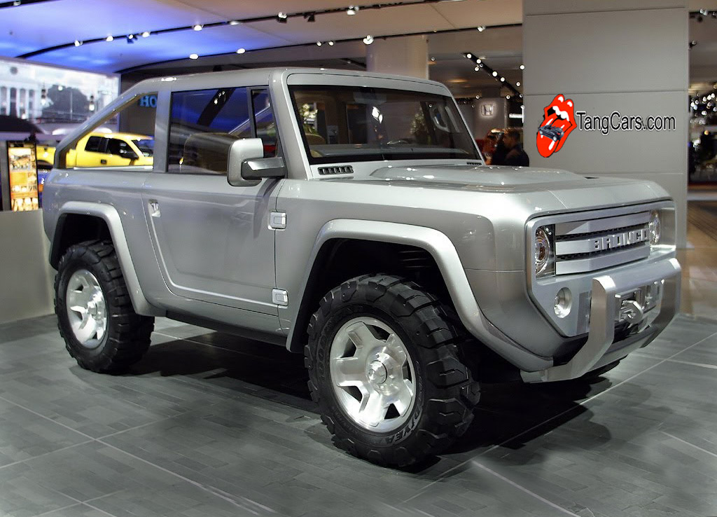 Ford Bronco 2015 Photo - 1