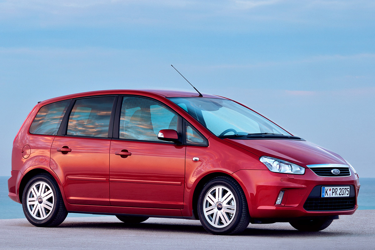 Ford C-max 2008 Photo - 1