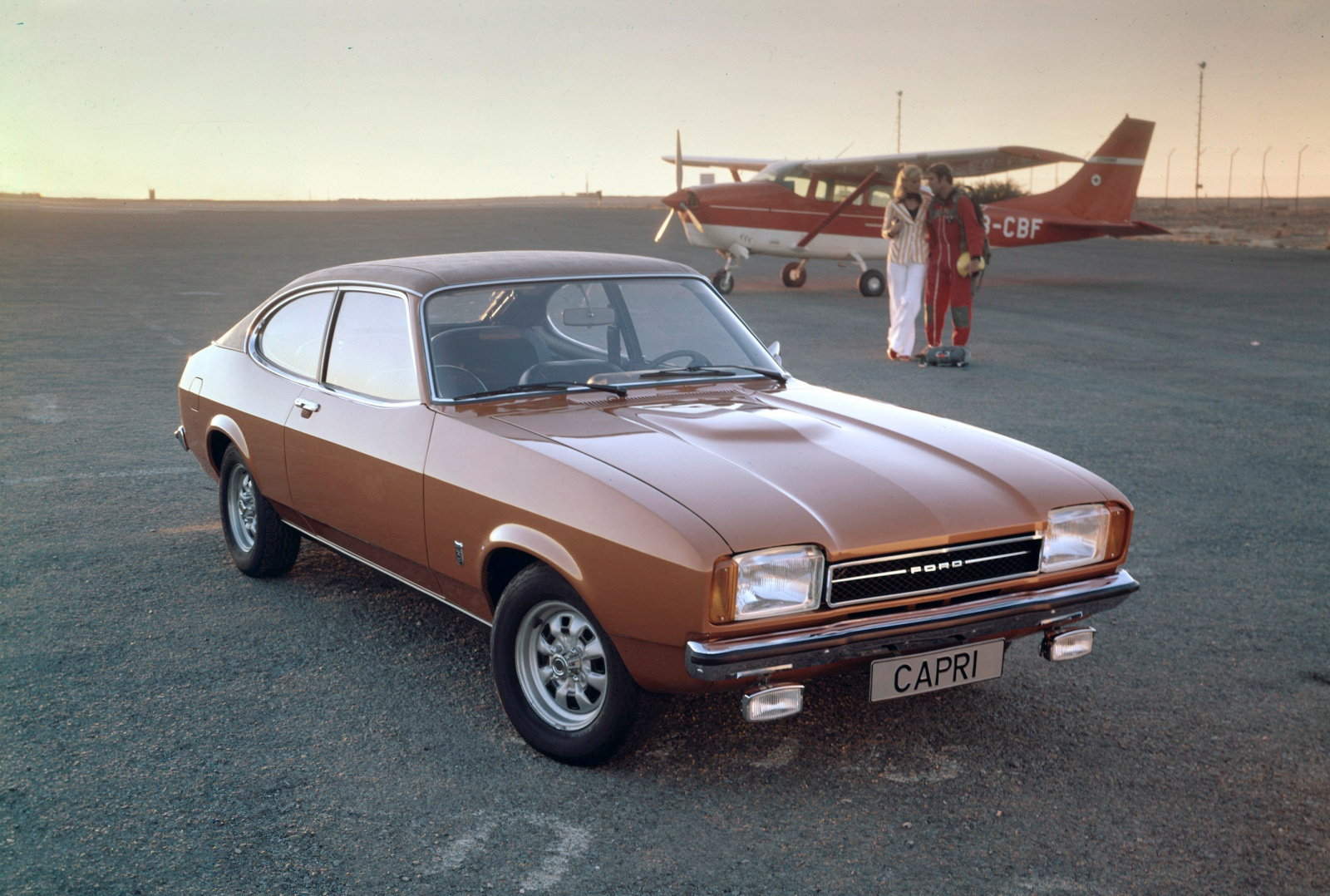 Ford Capri 1974 Photo - 1