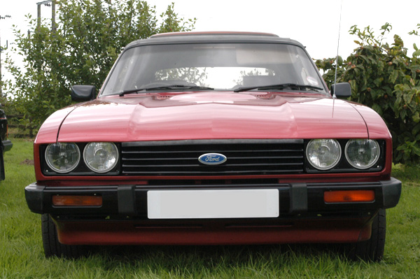 Ford Capri 1979 Photo - 1