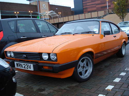 Ford Capri 1980 Photo - 1