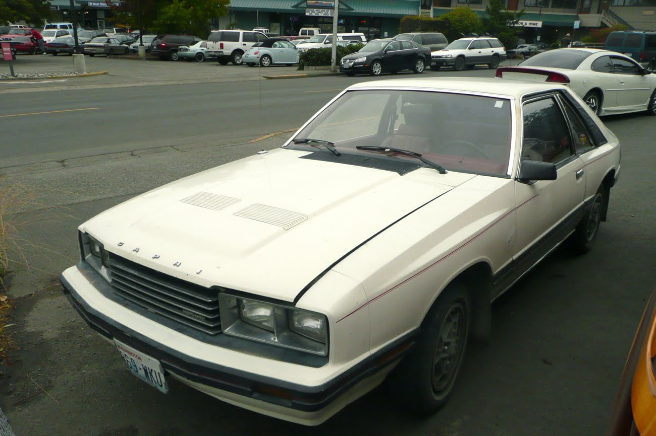 Ford Capri 1981 Photo - 1