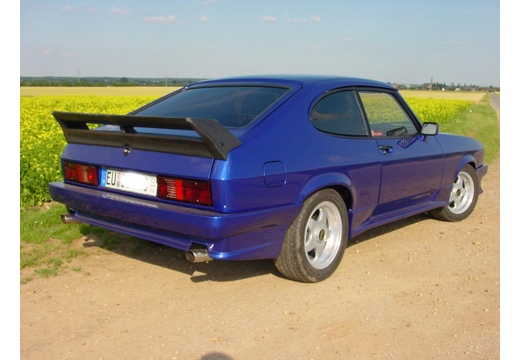 Ford Capri 1984 Photo - 1