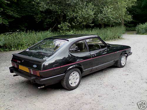 Ford Capri 1985 Photo - 1