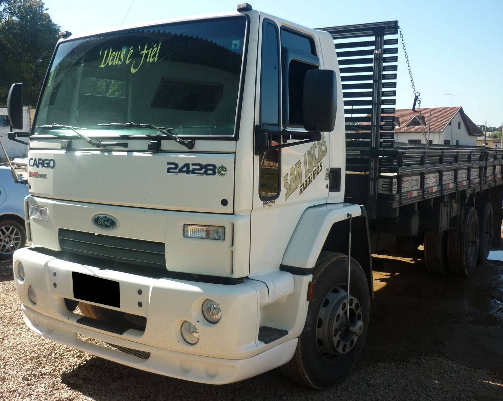 Ford Cargo 2000 Photo - 1
