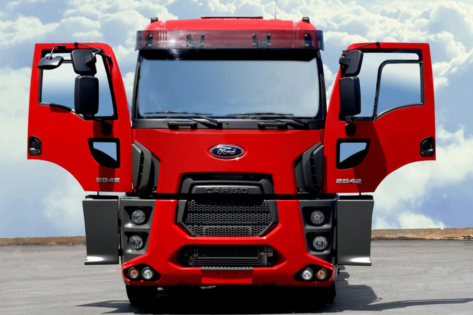 Ford Cargo 2014 Photo - 1
