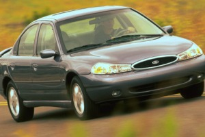 Ford Contour 2002 Photo - 1