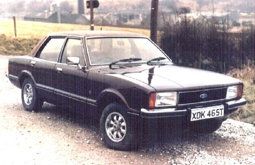 Ford Cortina 1979 Photo - 1
