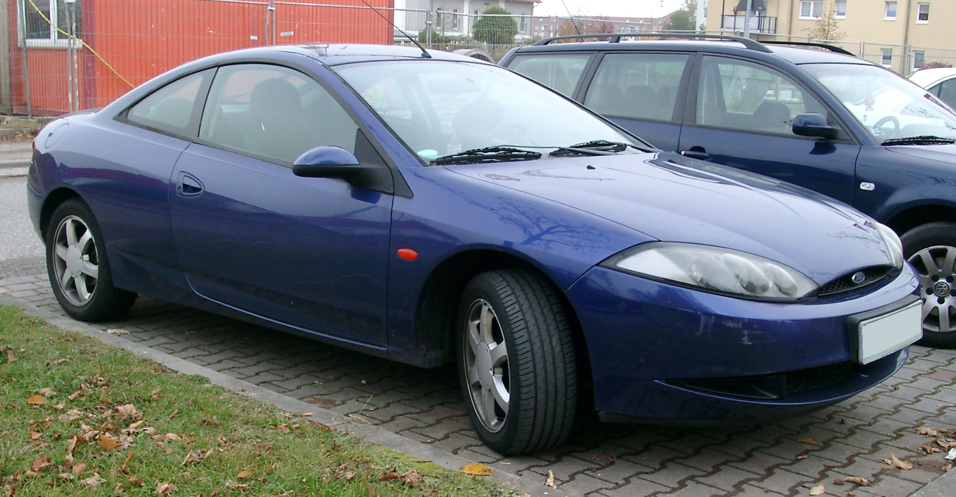 Ford Cougar 2009 Photo - 1