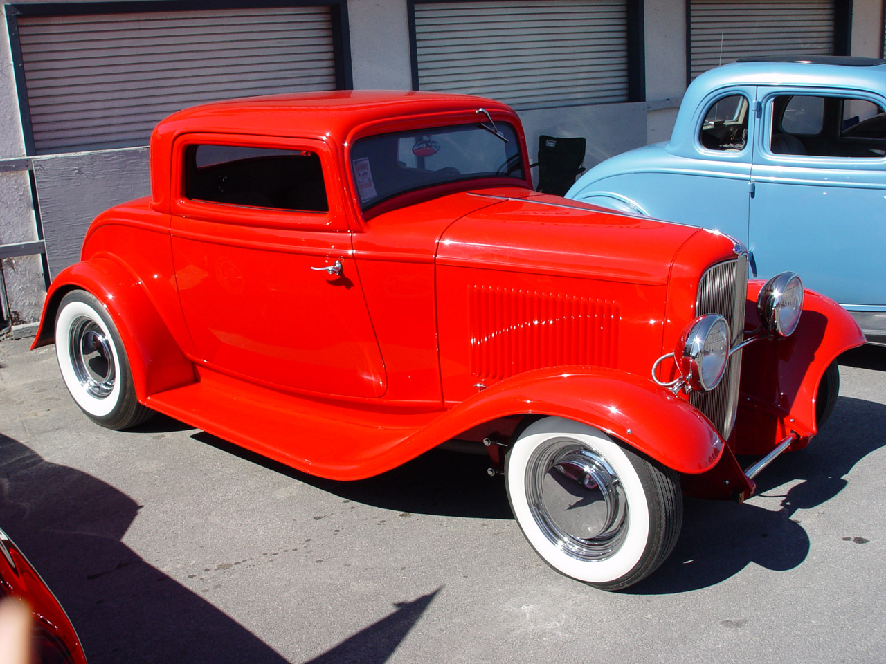 Ford Coupe 1932 Photo - 1