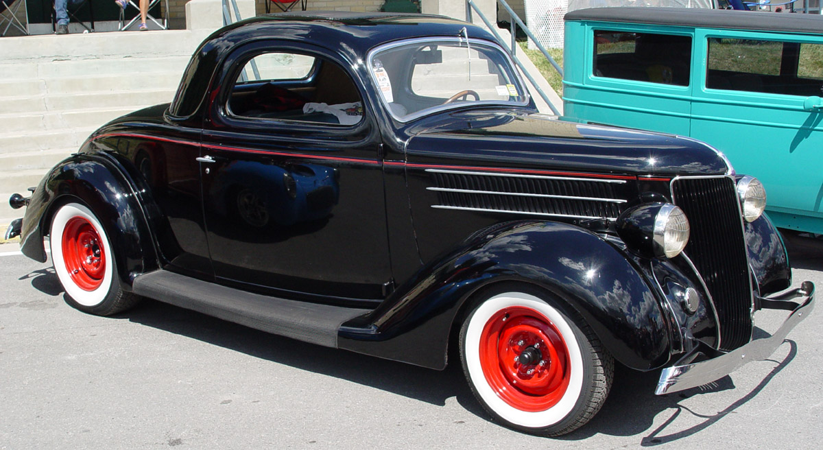 Ford Coupe 1936 Photo - 1
