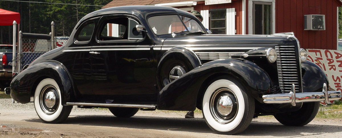 Ford Coupe 1938 Photo - 1