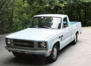 Ford Courier 1979 Photo - 1