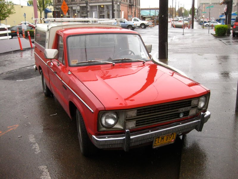 Ford Courier 1981 Photo - 1