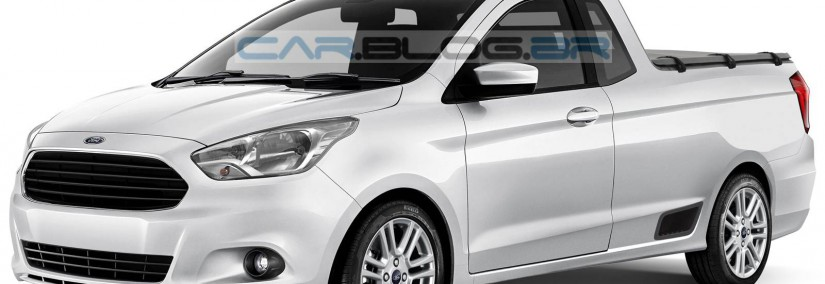 Ford Courier 2015 Photo - 1