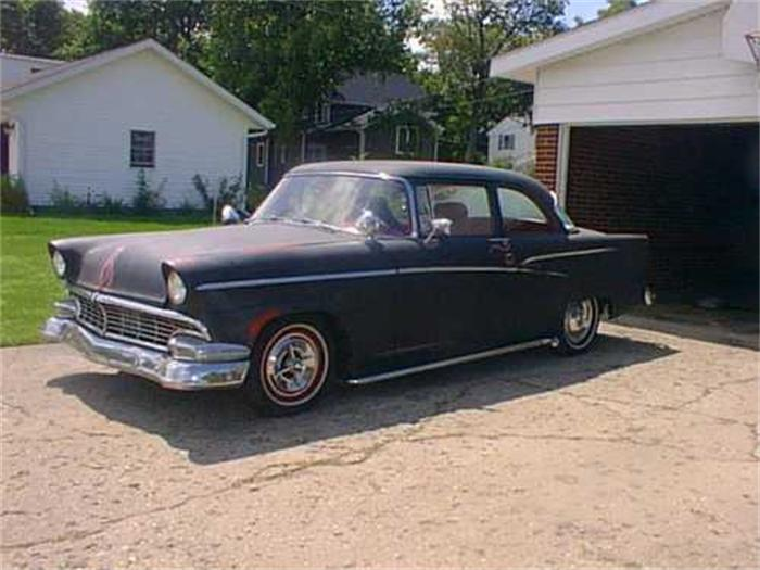 Ford Custom 1956 Photo - 1
