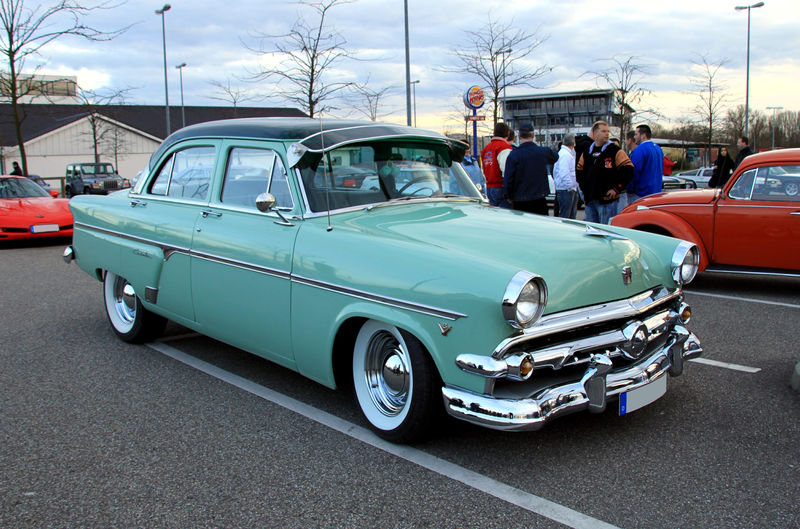 Ford Customline 1954 Review Amazing Pictures And Images